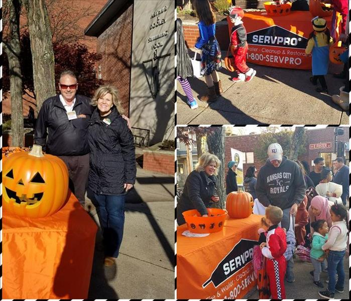 Melrose Chamber's Annual Trick or Treating!