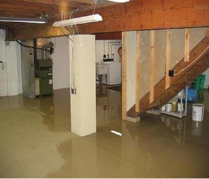 Is Water from Storm Flooding Contaminated?
