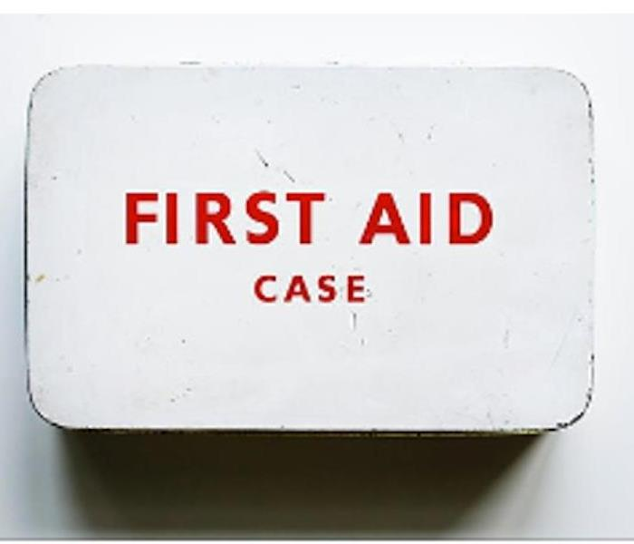 first aid kit for the wilderness