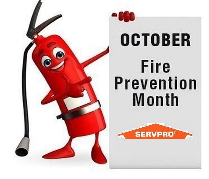 Fire Damage October Is National Fire Prevention Month